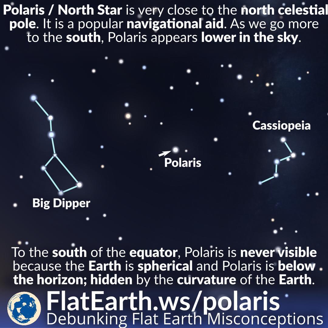 Polaris – FlatEarth ws