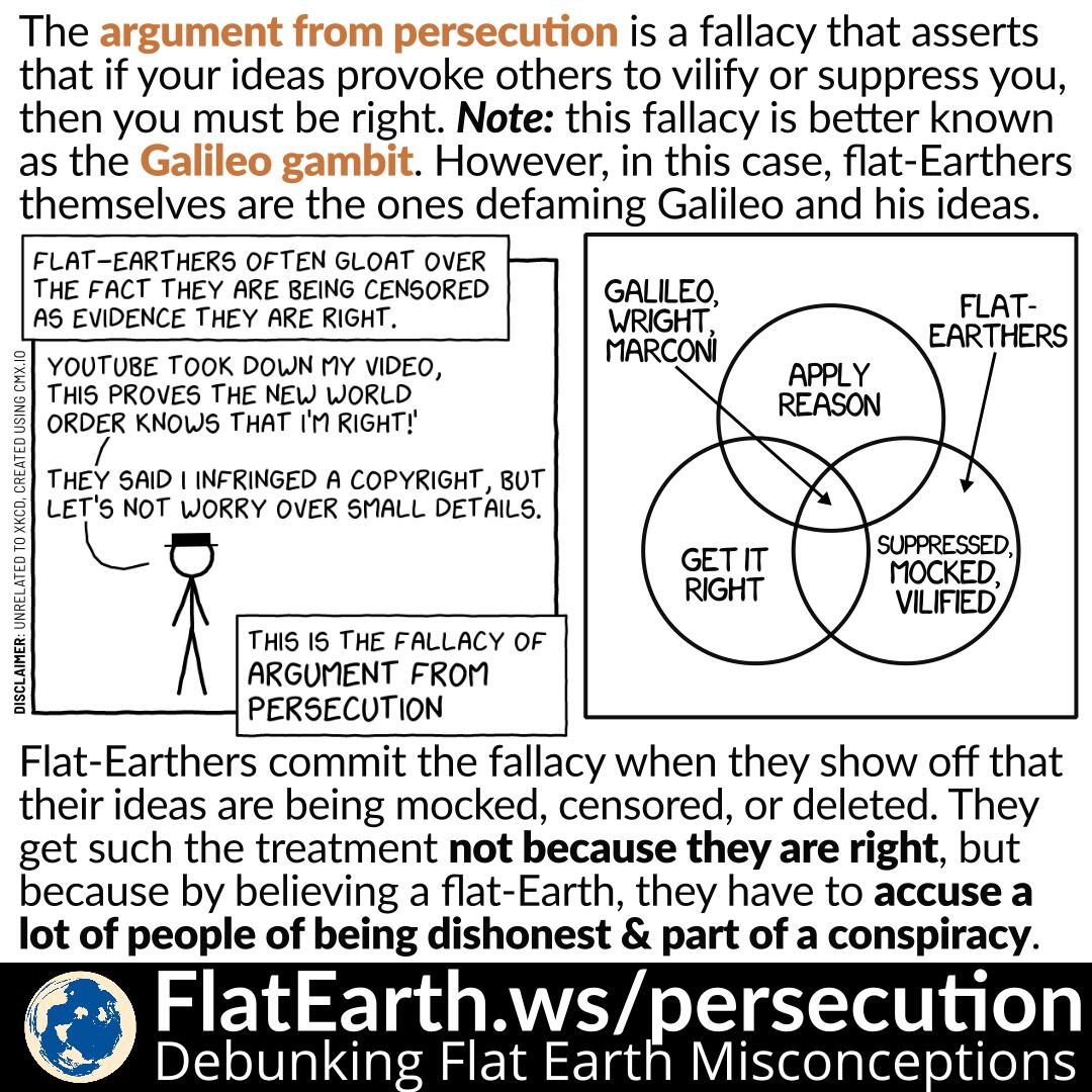 FlatEarth ws – Debunking Flat Earth Misconceptions